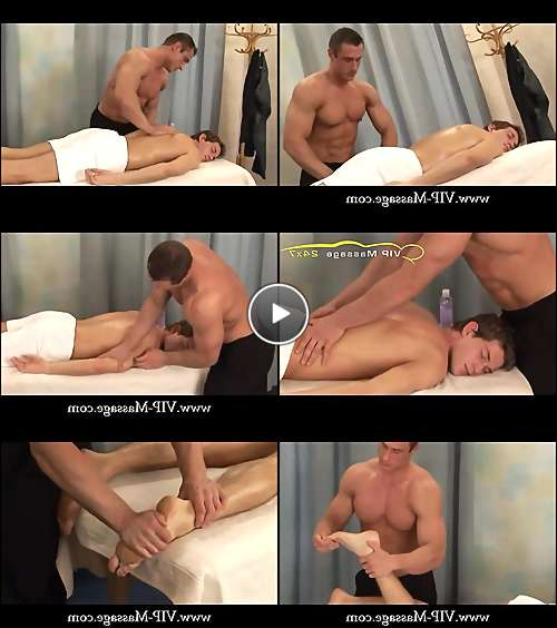 male m4m massage video
